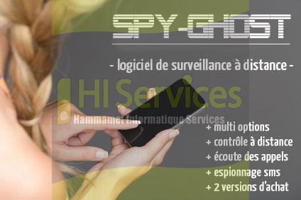 logiciel espionnage téléphone mobile