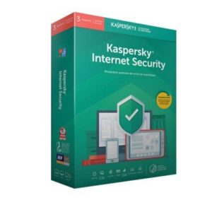 KASPERSKY INTERNET SECURITY 2019 1 POSTE 1 AN