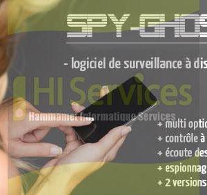 logiciel espionnage en temps réelle mobile et ordinateur